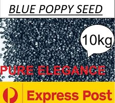 10kg EXPRESS POST Best Poppy Seeds Blue Seed Kosher Health Energy Strong Strain