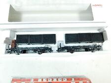 BF20-0,5# Märklin H0 48946 Set Behältertragwagen Haus zu Haus DB NEM KK NEUW+OVP