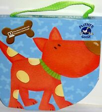 Give a Dog a Bone Mother Goose  W/ AUDIO ACTIVITIES BOARD BOOK KIDS STORYBOOK