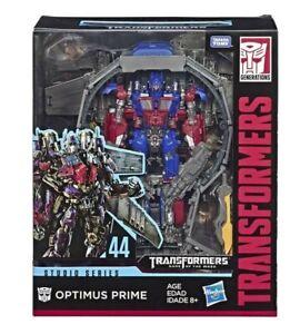 Transformers Studio Series 44 Optimus Prime + Trailer