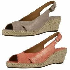 Suede Sandals Heels for Women