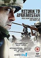 Ross Kemp: Return to Afghanistan [DVD], DVDs