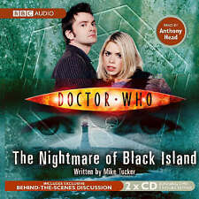 Doctor Who , the Nightmare of Black Island by Mike Tucker (CD-Audio, 2006) NEW