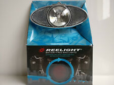 New Reelight SL650 steady basket front bike bicycle light & dynamo no batteries