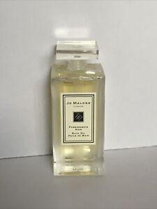 Jo Malone London Pomegranate Noir Bath Oil in Glass Decanter 30ml unused