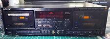 Sony TC-WR87ES Dual Stereo Cassette Deck HX Pro Dolby B-C Excellent JAPAN TOTL