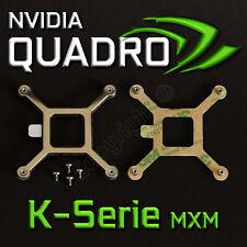 NVIDIA Quadro K-Series ✔ MXM ✔ X-Bracket ✔ GPU SPREADER ✔ ⟴ k1100m-k5100m ✔