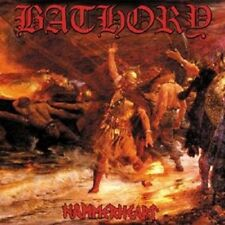 BATHORY - Hammerheart  (2-LP - BLACK Vinyl) DLP