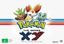 Pokemon the Series: XY Collector's Set NEW R4 DVD
