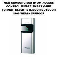 Samsung SSA-R1001 Door Access Control Slim Card Reader RF Mifare Format 13.56MHz
