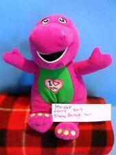 Lyons Singing Barney I Love You plush (390-060)