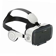 360 vr virtual reality box with stereo headset 3d vr glasses fov120 degree