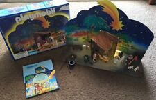 1999 Playmobil 3996 Nativity Scene Set Animals Figures Christmas