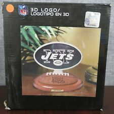 NFL NY JETS Collectible 3-D Desk Logo by The Memory Company ~NEW~
