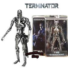 FIGURA TERMINATOR T-800 Endoskeleton Neca 18cm Figure with box/caja