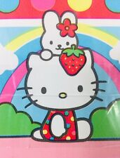Hello Kitty Gift Wrap - 1 Sheet Vintage American Greetings Flat Wrapping Paper