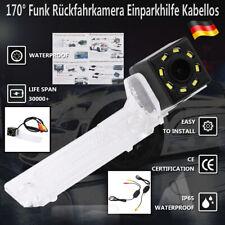 ☆☆☆170° Funk Rückfahrkamera Einparkhilfe Kabellos für VW T5 T6 Caddy Touran★★★