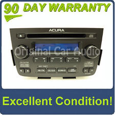 05 06 ACURA MDX Radio Stereo Receiver CD Player XM 2PF3 Factory tested w/ CODE