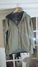 ! BERGHAUS Grey Net lined waterproof Jacket Size L
