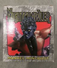 Bowen Designs Marvel NIGHTCRAWLER Bust 4598/5000 *Never Displayed X-MEN