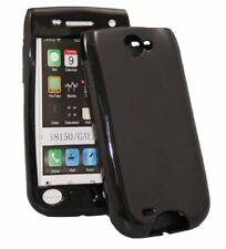 Ice Case für Samsung i8150 Galaxy W in schwarz Silikon Skin Hülle black
