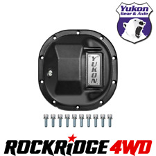 YUKON HARDCORE DIFFERENTIAL COVER FOR FORD 8.8 - YHCC-F8.8 w/ Hardware