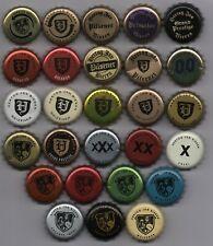 27 different HERTOG JAN kronkorken beer bottle caps chapas tappi