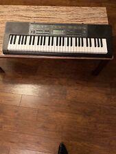 Casio CTK-2080 Electronic Keyboard Piano 61 key 400 tones 150 rhythms