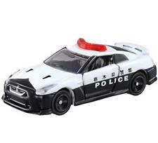Takara Tomy Tomica # 105 Nissan Gt-r Police Car Scale 1/62 2018 in Stock