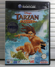 DISNEY'S TARZAN FREERIDE - NINTENDO GAMECUBE - PAL - NEW