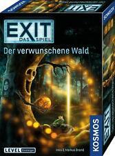 EXIT Das Spiel - Der verwunschene Wald | Spiel | Escape Room | Deutsch | 2020