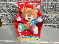 1995 Vintage Playskool Melody Ted Nib Musical Bear