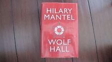 Wolf Hall Hilary Mantel 1st UK