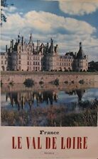 1950s ORIGINAL FRENCH TRAVEL POSTER, VAL DE LOIRE CHAMBORD