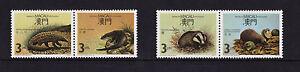 Macao - 1988 Mammals - U/M - SG 662-5