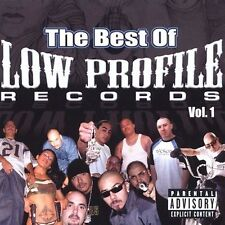 FREE US SH (int'l sh=$0-$3) NEW CD Best of Low Profile Records: Best of Low Prof