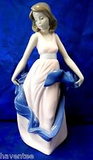 WALKING ON AIR SPECIAL EDITION 2013 GIRL FIGURINE NAO BY LLADRO  #1787