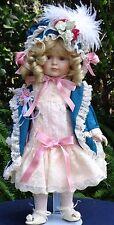 """Lucinda"" Ltd.Ed. ""Mein Liebling"" reproduction by Pat Loveless; 15""-NIB! LOOK!"