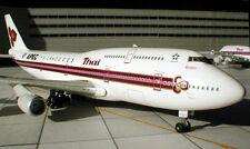 Dragon Wings 1/400 Thai Airways B 747 APEC Chaiprakarn Flugzeug Modell 55632