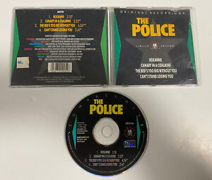 The Police-Compact Hits-AMCD 905   Music CD   Disc Checked   Uk Fast Post