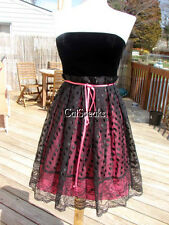 NWT BETSEY JOHNSON RARE PARK LANE DRESS~0 FROM BJ RETAIL STORE  **SALE**