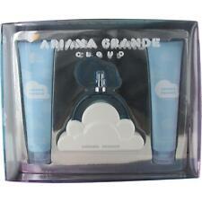 Ariana Grande Cloud 100ml EDP,100ml Body Souffle, 100ml Bath & Shower Gel Gifts