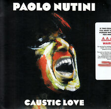PAOLO NUTINI Caustic Love 2014 UK numbered and sealed 13-trk promo test CD