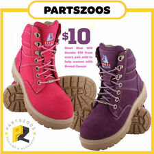 Suede Lace Up Solid Boots for Women