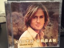Keith Urban Golden Road country CD - flawless disc - 2002, Capitol Records