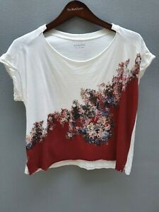 All Saints Size S T-Shirt Tee Softest Cotton Summer Designer Very Good Condition