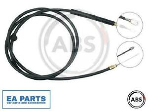 Cable, parking brake for MERCEDES-BENZ A.B.S. K12391