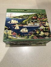 Hometown Collection Heronim 1000 Pc Puzzle - Library