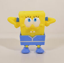 "2012 Soccer Ball Spongebob 3"" McDonalds Kids Meal #6 Sports Action Figure Toy"