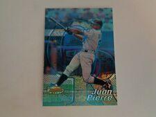 2002 Bowman's Best Juan Pierre Card #9 Serial #207/300